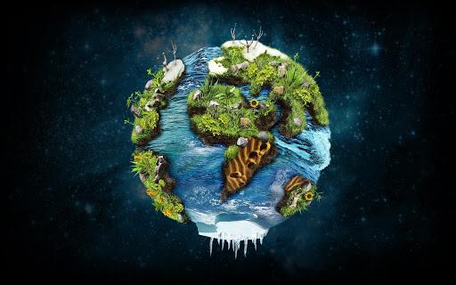 3D地球壁紙