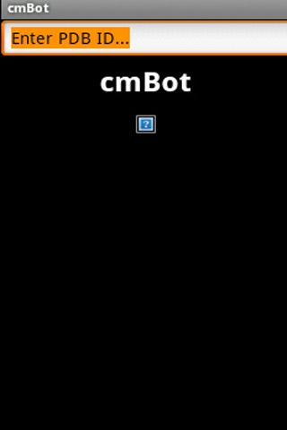 Cmbot – Screenshot