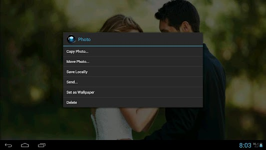 dFolio - Dropbox Photos HD v2.5.6