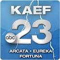 KAEF Wx logo