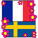 Swedish-French Dictionary logo