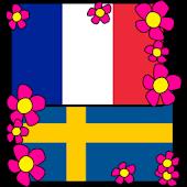 Swedish-French Dictionary