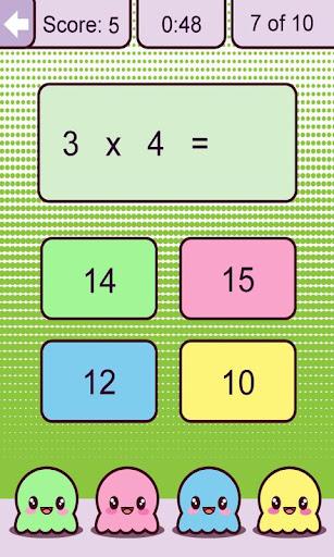 Magic Math Flash Cards