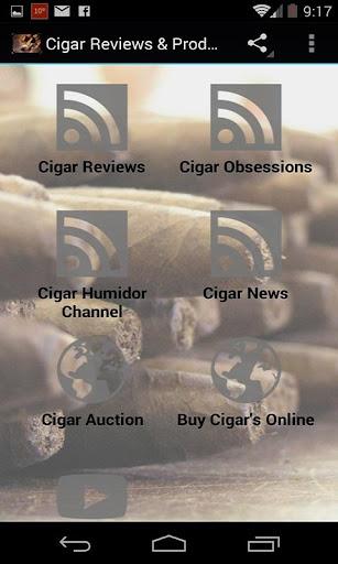 Cigar Product Reviews