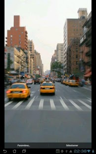 Furious Taxi in NewYork City