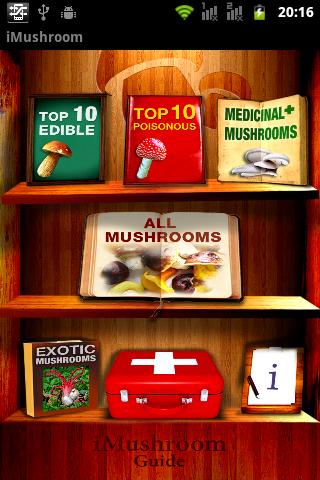 iMushroom Guide