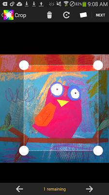 Artsonia - screenshot