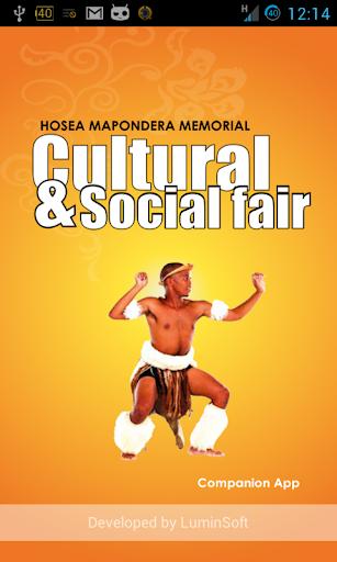 Cultural Social Fair 2013