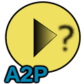 A2P Compare Music Players logo