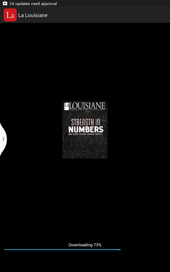 La Louisiane- screenshot