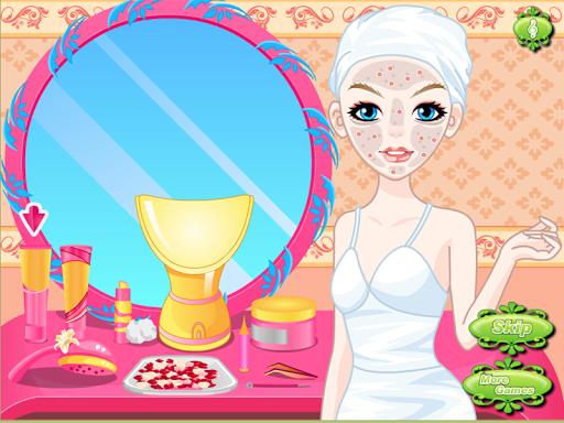 SPA Salon Girls Makeover Games