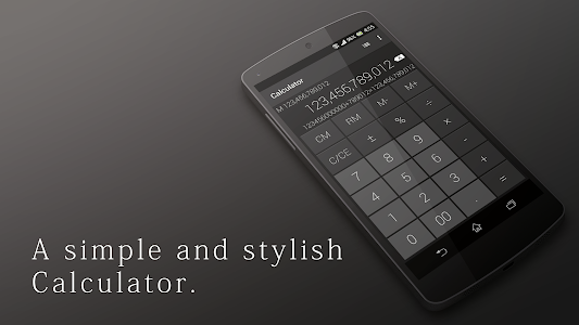 Calculator - Simple & Stylish v1.5.3