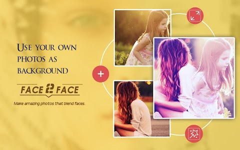 Face2Face-funny face effects screenshot 2