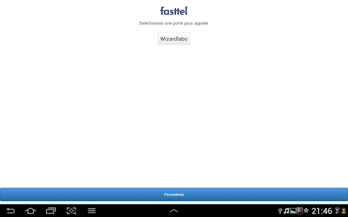 FasttelPhone - screenshot thumbnail