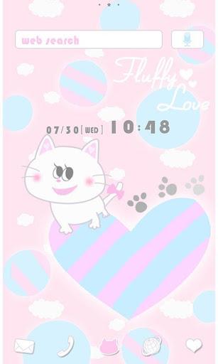 Cute Theme Fluffy Love 2.0.0 Windows u7528 1