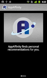 AppAffinity - App Discovery - screenshot thumbnail