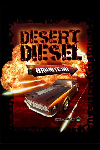 Desert Diesel - screenshot