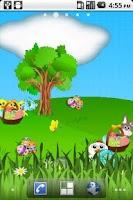 Screenshot of Easter Spring Lite