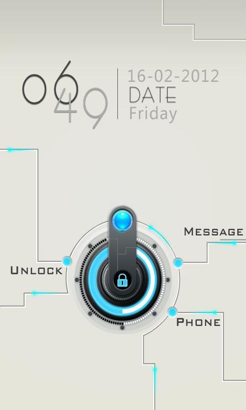 Circuitry Locker Reward Theme- screenshot