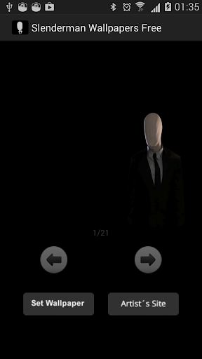 Slenderman Wallpapers Free
