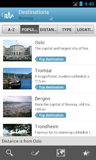 Norway Travel Guide by Triposo