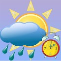 Ac Alarm Weather Pro icon