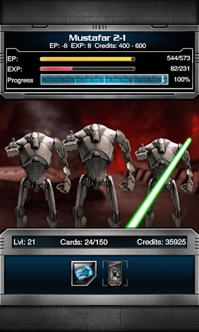 android Star Wars Force Collection Screenshot 14