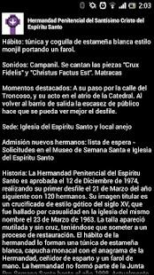 Semana Santa Zamora- screenshot thumbnail