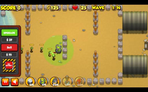 Penguins Attack TD Mobile 1.0.2 screenshots 4