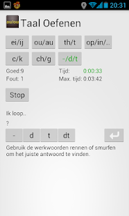 Taal oefenen screenshot