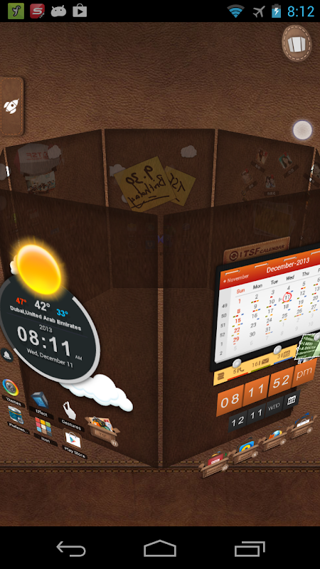 TSF Launcher 3D Shell screenshots