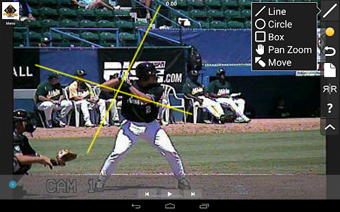 Unlocker RVP:Baseball&Softball- screenshot thumbnail