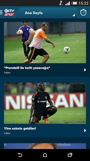 NTV Spor - Sporun Adresi
