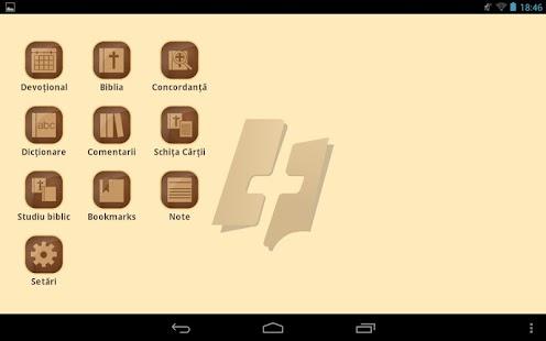 eBiblia.ro - screenshot thumbnail