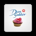Dansukker – Det söta köket logo