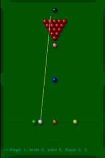 Snooker - screenshot thumbnail