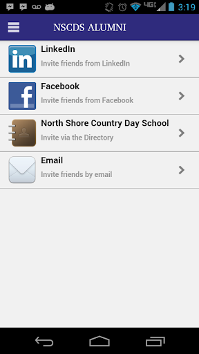 【免費教育App】North Shore Country Day Alumni-APP點子