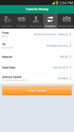 Citizens Bank Mobile Banking Screenshot 3