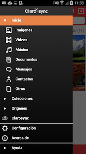 Clarosync - 5GB Gratis- screenshot thumbnail