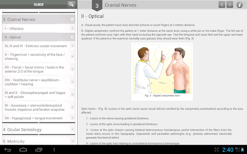 Neuro Exam - screenshot thumbnail