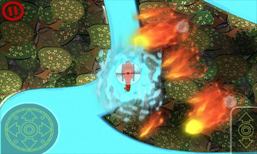 Heli Fire - Firefighter Game