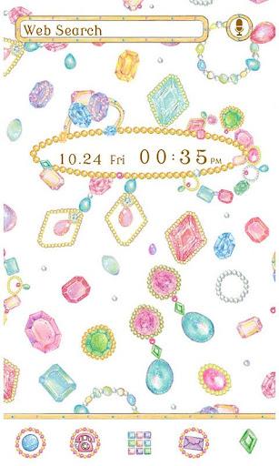 Cute Wallpaper Gems & Jewels 1.0 Windows u7528 1