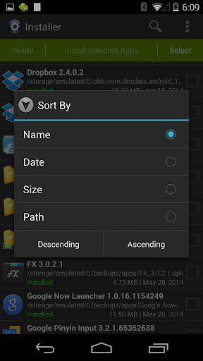 Install APK Google Play Softwares