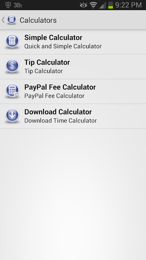 Unit Converter Plus - screenshot