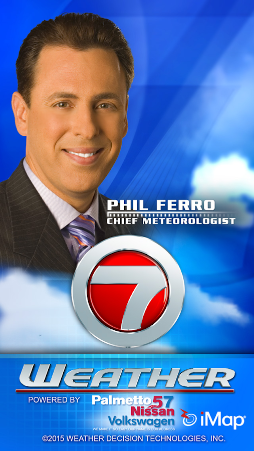 WSVN • South Florida's Weather- screenshot