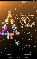 Screenshot of Christmas Countdown 2015