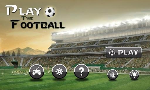 真正的 踢足球 - Real Football Game