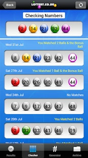 Health Lottery App 2.7 Play- screenshot thumbnail