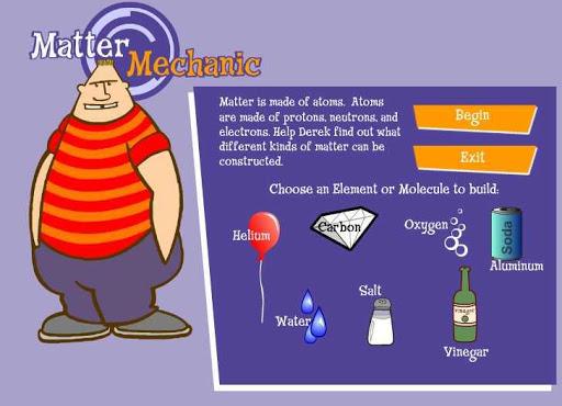 Quarked Matter Mechanic