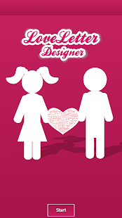 ♥ LoveLetter Designer  ♥ - screenshot thumbnail
